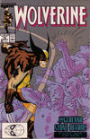 Cover for Wolverine (Marvel, 1988 series) #16 [Direct]
