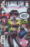 Cover for La Blue Girl (Central Park Media, 1996 series) #8