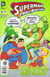 Cover for Superman Family Adventures (DC, 2012 series) #6 [Direct Sales]