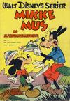 Cover for Walt Disney's serier (Hjemmet / Egmont, 1950 series) #11/1956