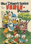 Cover for Walt Disney's serier (Hjemmet / Egmont, 1950 series) #6/1956