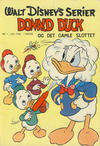 Cover for Walt Disney's serier (Hjemmet / Egmont, 1950 series) #7/1956