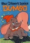 Cover for Walt Disney's serier (Hjemmet / Egmont, 1950 series) #8/1956