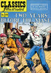Cover for Classics Illustrated (Thorpe & Porter, 1951 series) #25 - Two Years Before the Mast [HRN #112]