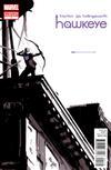 Cover Thumbnail for Hawkeye (2012 series) #1 [2nd Printing Variant - David Aja Cover]