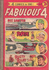Cover for Fabulous 4 (Yaffa / Page, 1965 series) #7