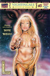 Cover for Carnal Comics Presents Nightingale: Mistress of Dreams (Re-Visionary Press, 1995 series) #3