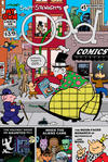 Cover for Scott Stewart's Odd Comics (My Own Comics Company, 2008 series) #1