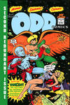 Cover for Scott Stewart's Odd Comics (My Own Comics Company, 2008 series) #2