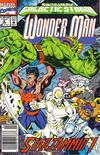 Cover for Wonder Man (Marvel, 1991 series) #8 [Newsstand]