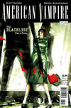 Cover for American Vampire (DC, 2010 series) #31