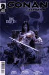 Cover for Conan the Barbarian (Dark Horse, 2012 series) #10 [97]