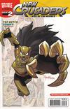 Cover Thumbnail for New Crusaders (2012 series) #2 [Top-Notch Comics Hero Variant]