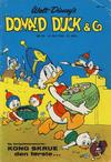 Cover for Donald Duck & Co (Hjemmet / Egmont, 1948 series) #28/1968