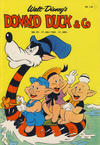 Cover for Donald Duck & Co (Hjemmet / Egmont, 1948 series) #29/1968
