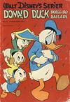 Cover for Walt Disney's serier (Hjemmet / Egmont, 1950 series) #13/1956