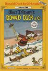 Cover for Donald Duck for 30 år siden (Hjemmet / Egmont, 1978 series) #1/1979 [2. opplag]