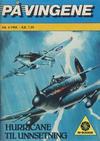 Cover for På Vingene (Serieforlaget / Se-Bladene / Stabenfeldt, 1963 series) #4/1988