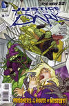 Cover for Justice League Dark (DC, 2011 series) #14