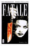 Cover for Fatale (Image, 2012 series) #10