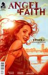 Cover Thumbnail for Angel & Faith (2011 series) #16 [Steve Morris Cover]