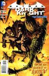 Cover for Batman: The Dark Knight (DC, 2011 series) #14