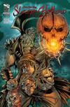 Cover for Grimm Fairy Tales Presents Sleepy Hollow (Zenescope Entertainment, 2012 series) #2 [Cover A Marat Mychaels Ivan Nunes]