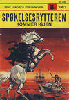 Cover for Walt Disney's månedshefte (Hjemmet / Egmont, 1967 series) #8/1967