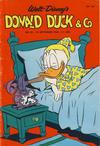 Cover for Donald Duck & Co (Hjemmet / Egmont, 1948 series) #38/1968