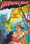 Cover for Indiana Jones (Edizioni L'Isola Trovata, 1985 series) #4