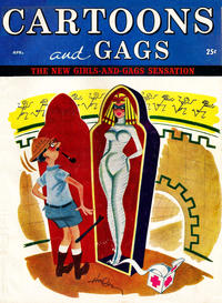 Cover Thumbnail for Cartoons and Gags (Marvel, 1959 series) #v5#2