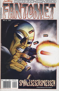 Cover Thumbnail for Fantomet (Hjemmet / Egmont, 1998 series) #25/2007