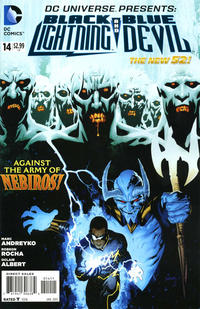 Cover Thumbnail for DC Universe Presents (DC, 2011 series) #14