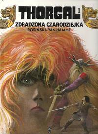 Cover Thumbnail for Thorgal (Korona, 1991 series) #1 - Zdradzona czarodziejka