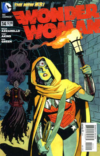 Cover Thumbnail for Wonder Woman (DC, 2011 series) #14