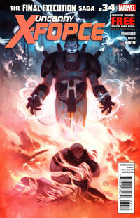 Cover Thumbnail for Uncanny X-Force (Marvel, 2010 series) #34