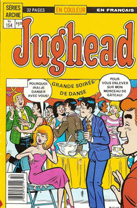 Cover Thumbnail for Jughead (Editions Héritage, 1972 series) #154