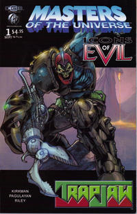 Cover Thumbnail for Masters of the Universe, Icons of Evil: Trapjaw (CrossGen, 2003 series)