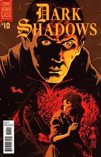 Cover Thumbnail for Dark Shadows (Dynamite Entertainment, 2011 series) #10