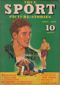 Cover Thumbnail for True Sport Picture Stories (Street and Smith, 1942 series) #v1#6