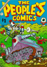 Cover Thumbnail for The People's Comics (Kitchen Sink Press, 1976 series)  [4th Printing]