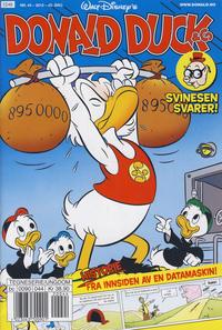 Cover Thumbnail for Donald Duck & Co (Hjemmet / Egmont, 1948 series) #44/2012
