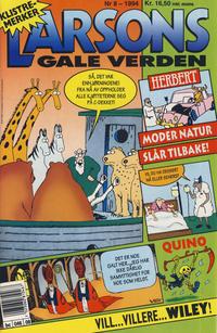 Cover Thumbnail for Larsons gale verden (Bladkompaniet / Schibsted, 1992 series) #8/1994