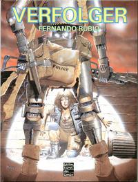 Cover Thumbnail for Verfolger (Kunst der Comics / Alpha, 1990 series)