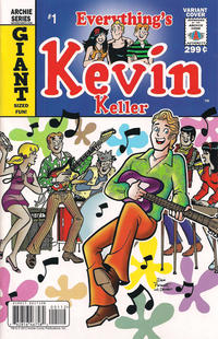 Cover Thumbnail for Kevin Keller (Archie, 2012 series) #1 [1960s Variant]