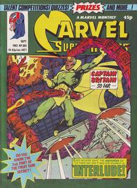 Cover Thumbnail for Marvel Superheroes [Marvel Super-Heroes] (Marvel UK, 1979 series) #389