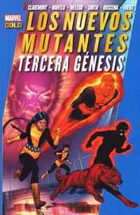 Cover Thumbnail for Marvel Gold. Los Nuevos Mutantes: Tercera Génesis (Panini España, 2012 series) #[nn]