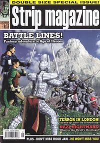 Cover Thumbnail for Strip Magazine (Print Media, 2011 series) #5/6