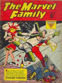 Cover Thumbnail for The Marvel Family (L. Miller & Son, 1950 series) #82