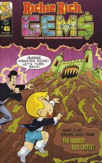 Cover Thumbnail for Richie Rich Gems (Ape Entertainment, 2011 series) #45